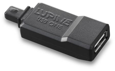 Lupine Zubehör: USB One