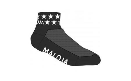 Maloja Short Sport Sock NeblaM. moonless