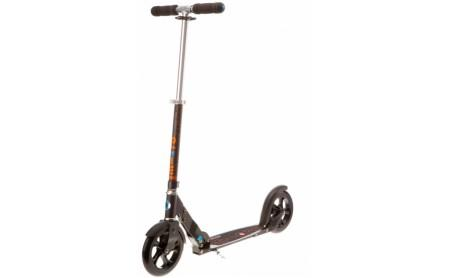 Micro Black Roller Scooter
