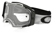 Oakley MX Goggles AIRBRAKE black ice iridium