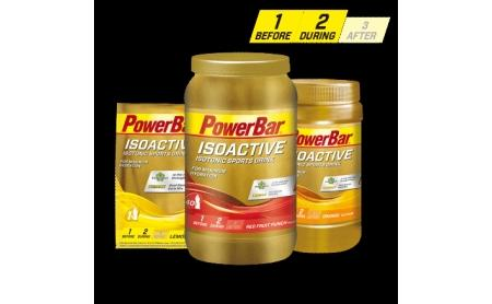 PowerBar ISO Active Red Fruit Punch