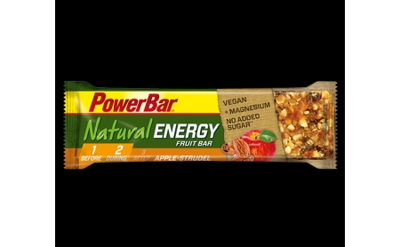 PowerBar Natural Energy Fruit & Nut Apfelstrudel