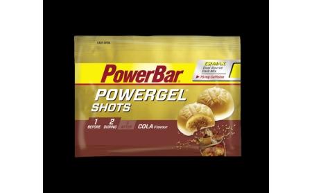 PowerBar PowerGel Sport Shots Cola