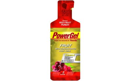 PowerBar PowerGel Red Fruit Punch