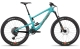 Santa Cruz Bronson C S-Kit Fully MTB 2019 Industry Blue and Gold