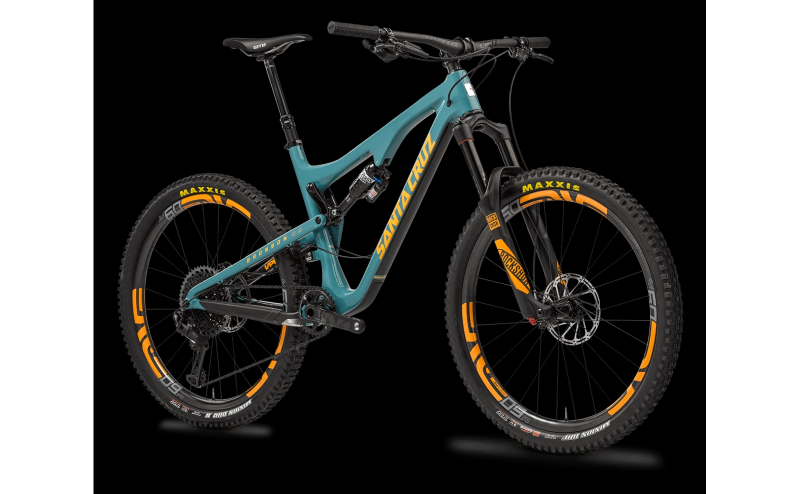 Santa Cruz Bronson S-Kit Fully MTB 2017