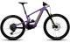 Santa Cruz Bullit CC S-Kit E-Bike Fully 2021 Gloss Lavender and Yellow