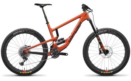 Santa Cruz Nomad CC X01-Kit