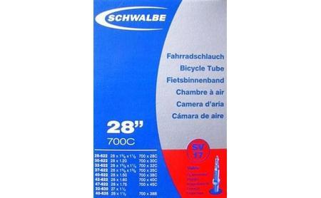 Schwalbe Schlauch SV15 Rennrad (18-25x622) 28'' x 0.75-1.1 60mm Sclaverand