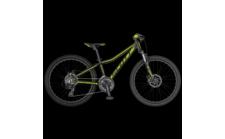 Scott Scale JR 24 disc black/yellow