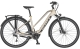 Scott Sub Tour eRIDE 10 Lady Trekking E-Bike 2020 cream gold / deep ocean blue