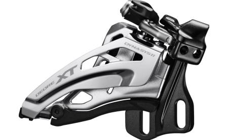 Shimano Umwerfer Deore XT FDM8020 2x11 Direkt-/Innenlagermontage tief