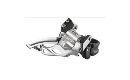 Shimano Umwerfer Deore XT FDM785 2x10 TopSwing DualPull