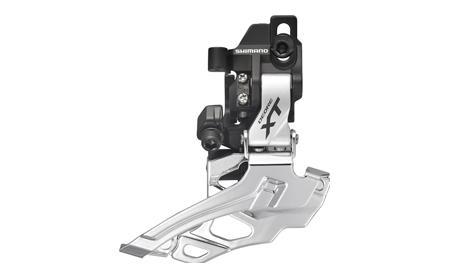 Shimano Umwerfer Deore XT FDM781 3x10 Direktmontage Dual Pull