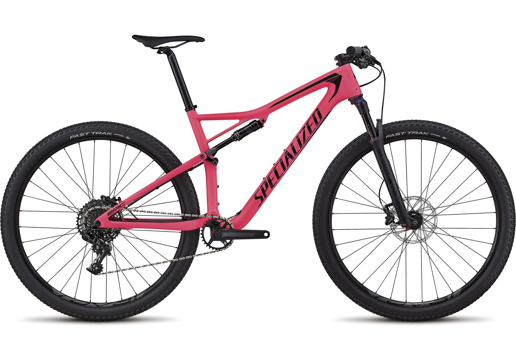 Specialized Mens Epic Comp Carbon Fully MTB 2018