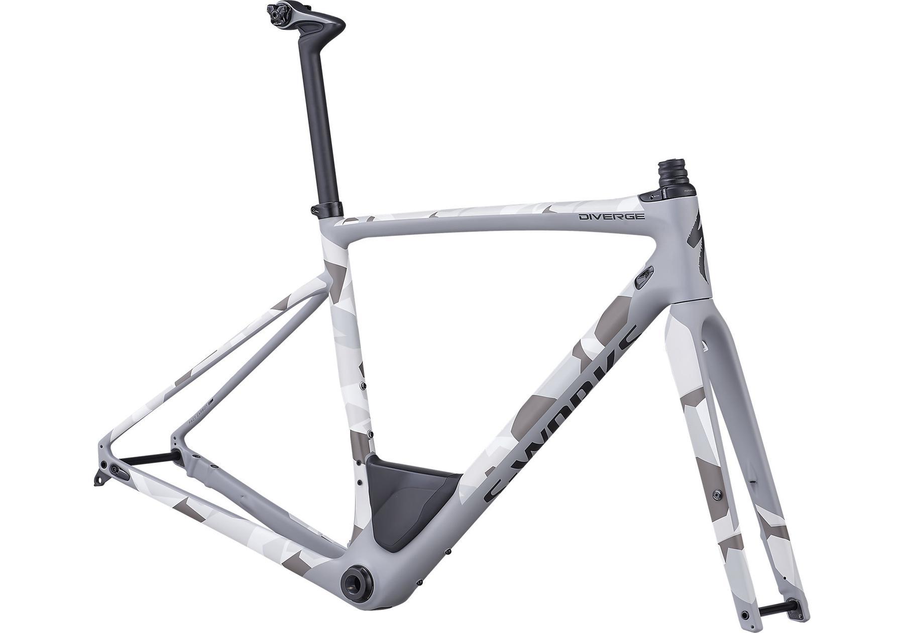 Specialized S-Works Diverge Rahmenset Fahrradrahmen Rennrad 2019