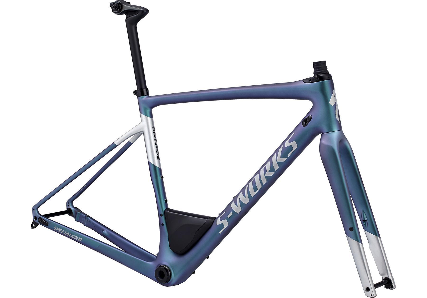 Specialized S-Works Diverge Rahmenset Fahrradrahmen Rennrad 2018