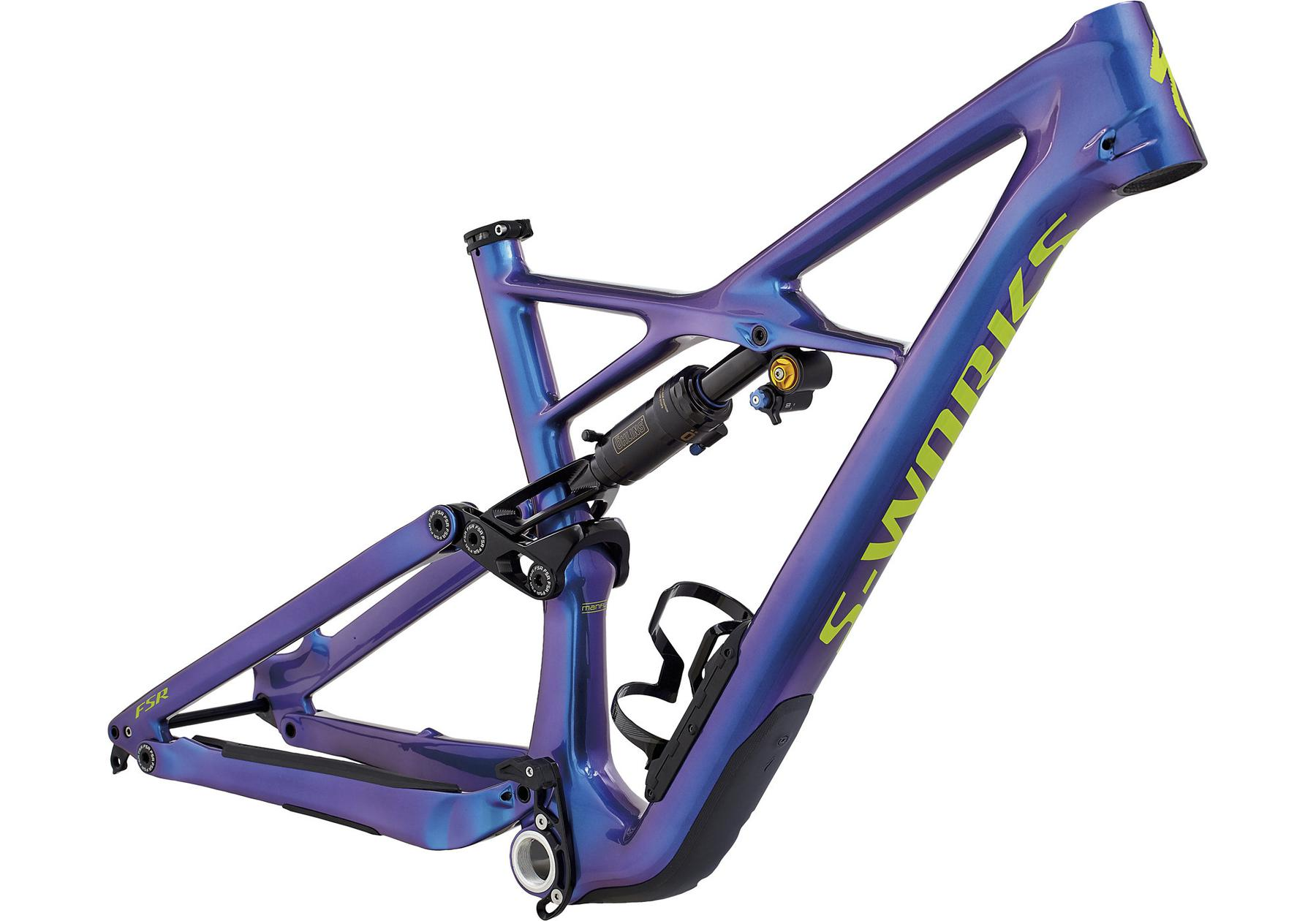 Specialized S-Works Enduro 29 6Fattie Frame Mountainbike Rahmen ...