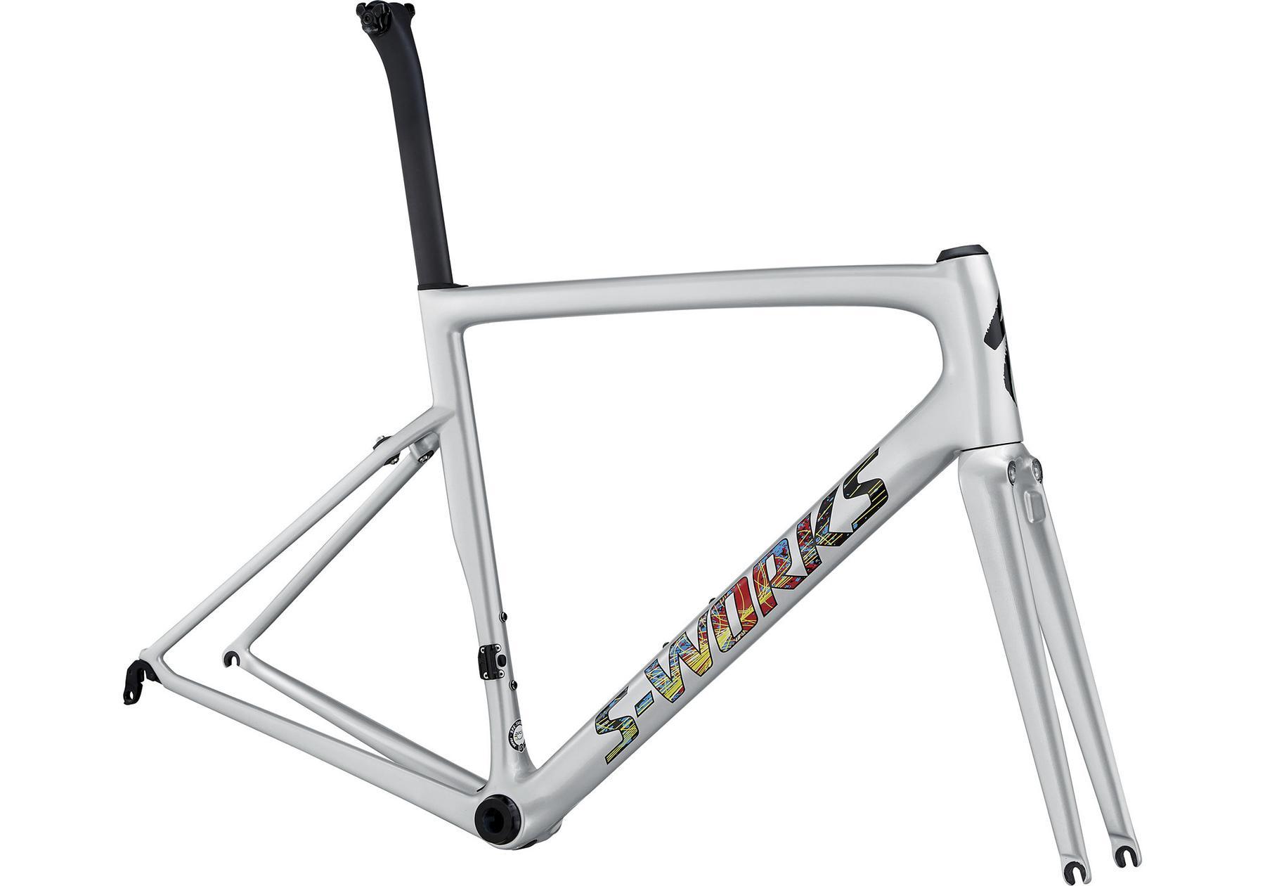 Specialized S-Works Tarmac SL6 Rahmensetset Fahrradrahmen Rennrad 2018