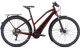 Specialized Women Turbo Vado 4.0 Step-Through Elektrofahrrad / Pedelec 2020 Metallic Crimson/Black/Rocket Red
