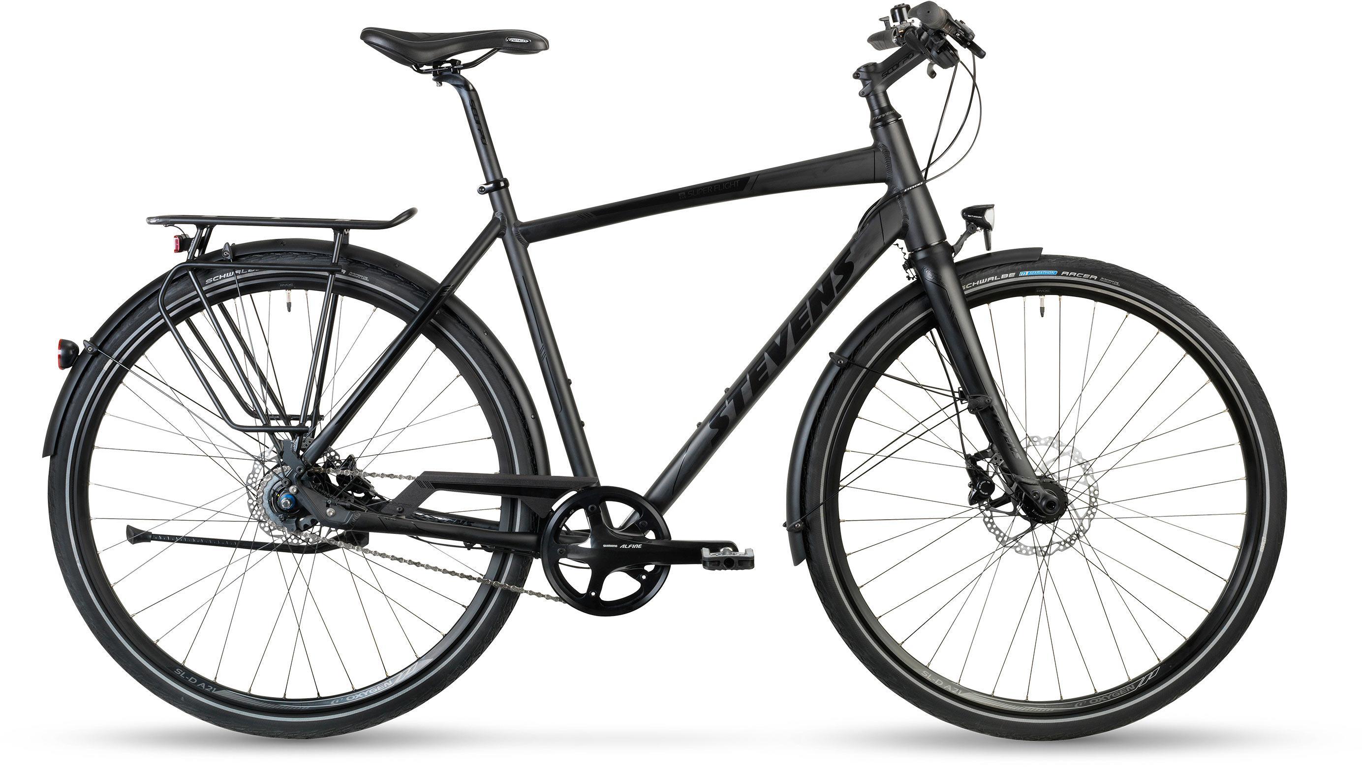 stevens super flight city bikes fitnessr der 2017. Black Bedroom Furniture Sets. Home Design Ideas
