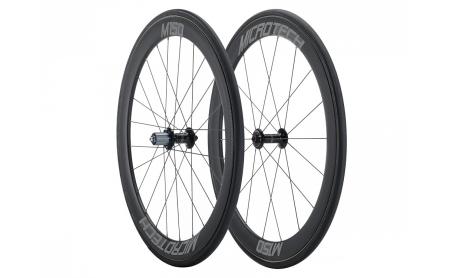 Microtech Rennrad Laufradsatz MR38 Carbon Clincher Rimbrake Shimano/Campagnolo