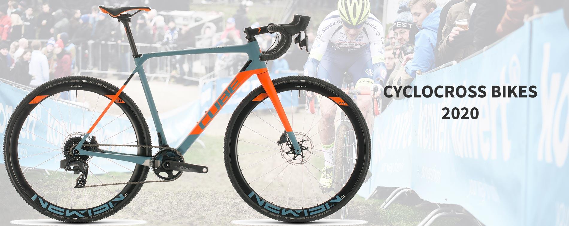 Cyclocross Querfeldein Räder jetzt kaufen