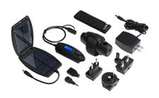 Garmin Power Traveller Akkupack inkl. Solarpanel