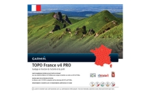 Garmin Topo Frankreich V4 Gesamt GPS Karte