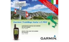 Garmin Topo Italien V3 Pro microSD/SD