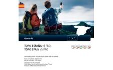 Garmin TOPO Spanien Karte V5