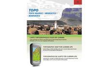 Garmin Topo Marokko