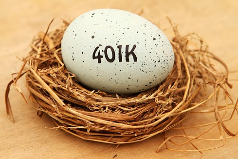 Does it make sense to use your 401k account to pay off debt?
