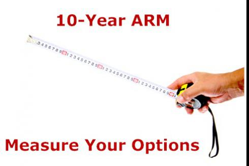10-Year ARM - Measure Your Options