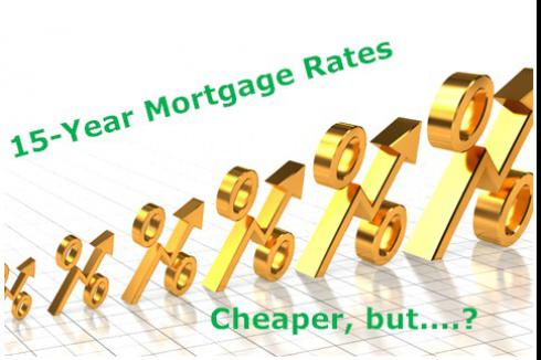 15-Year Fixed Mortgage Rates - Affordable?