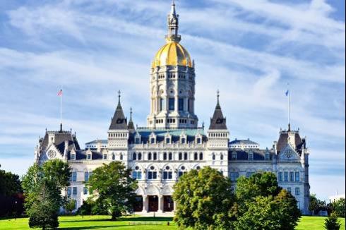 Connecticut Capitol | Connecticut Collection Laws