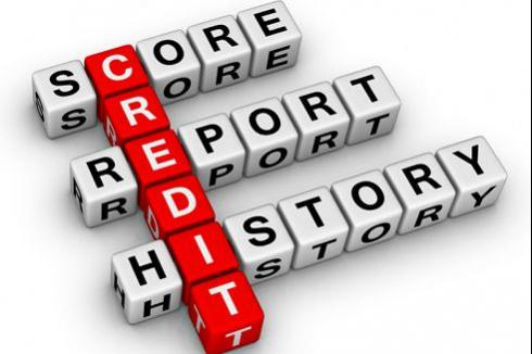Credit Score Report History