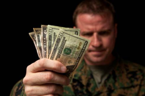 Debt Consolidation Loan Military