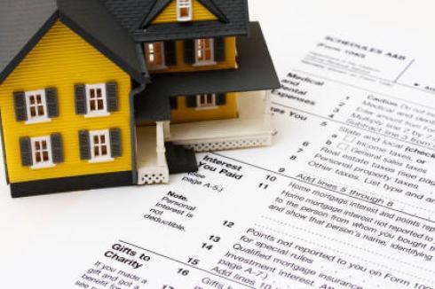 Home Interest Deduction