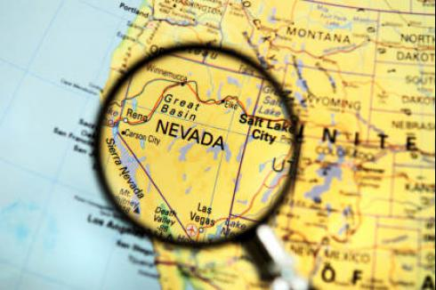 Nevada on the map: Nevada Foreclosure Mediation