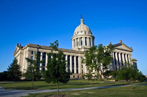 Oklahoma Capitol | Oklahoma Collection Laws