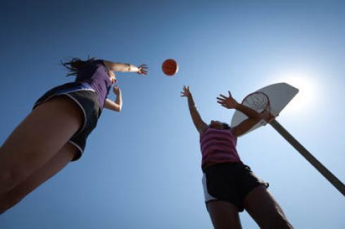 Quick basketball shot: Rapid rescore