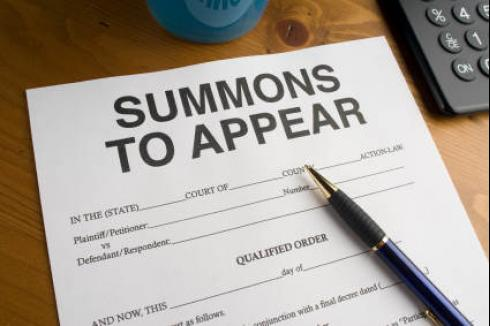 Answer a Summons & Complaint