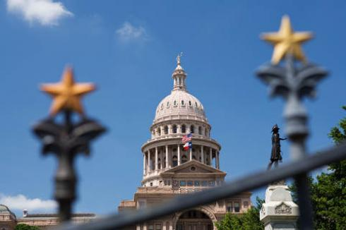 Texas Capitol | Texas Collection Laws