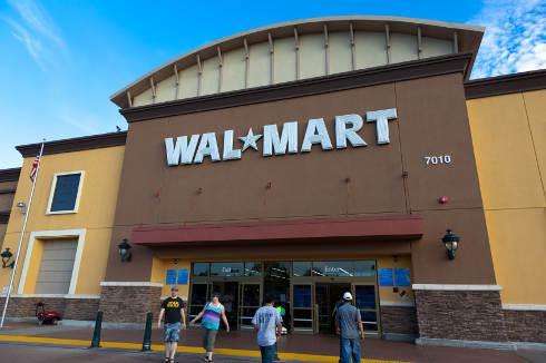 Walmart Entrance | Walmart Debit Cards