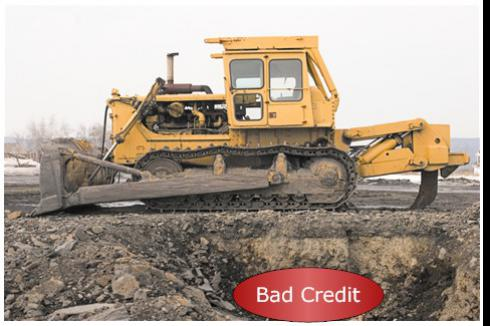 Bad Credit Home Loans - Digging yourself out of a hole?