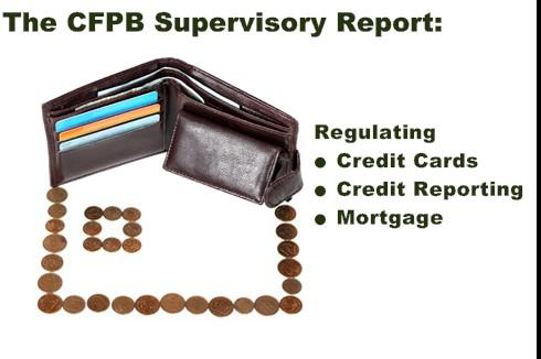 CFPB Supervisory Report: Identifying Problems in Credit Markets