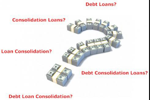 Consolidation Loan Debt Loan