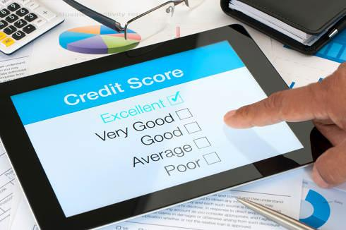Tablet & Credit Score | Free Credit Check