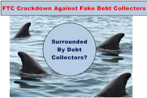 FTC Crackdown on Fake Debt Collectors